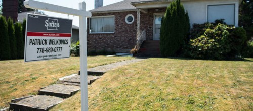 Vancouver house price correction looms: Bank of Canada
