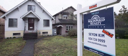 Canada's economy is hostage to the housing bubble