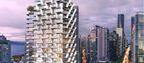 Tax shows no sign of slowing luxury condo market as Bosa's Cardero project sets new high price