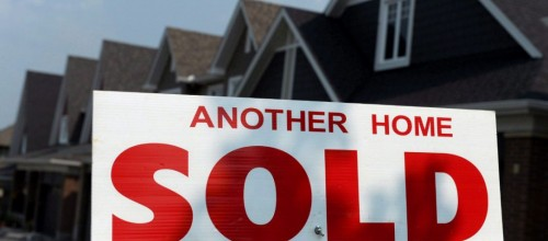 Toronto home prices jump in October despite new mortgage rules