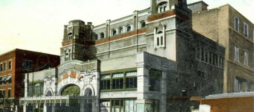 This Week in History: 1891 The New Temple of Thespis opens on Granville Street